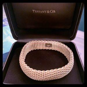 Tiffany & Co Somerset Bracelet in Sterling Silver